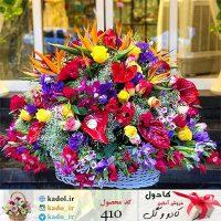 سبد گل فانتزی مهرانا