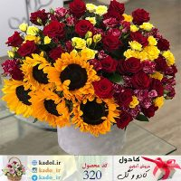 باکس گل اروپایی