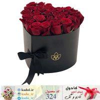 باکس ترکیبی گل رز و شکلات